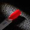 Гель лак UV ярко-красный цвет: 262
