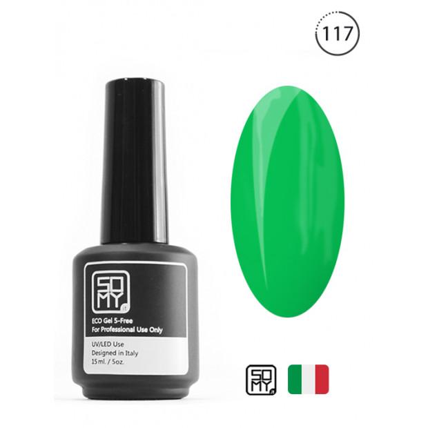 Гель лак UV гель лак цвет: 117