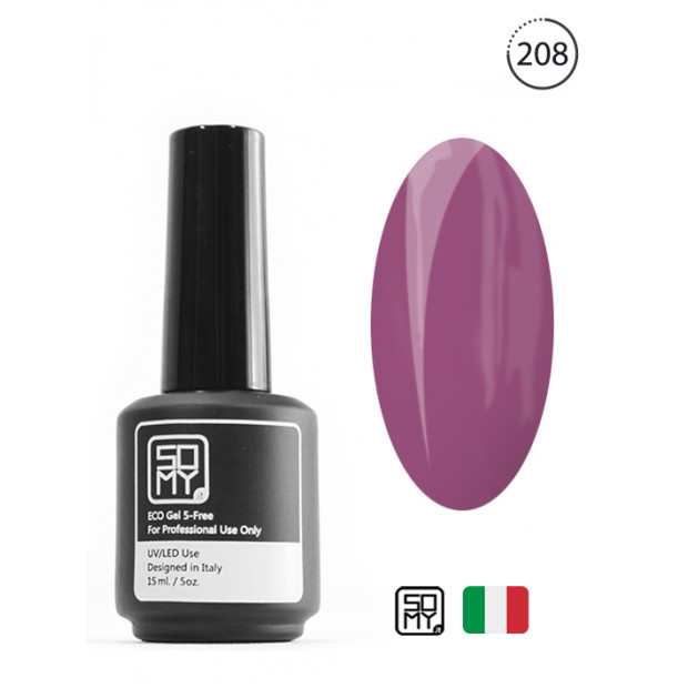 Гель лак UV гель лак цвет: 208