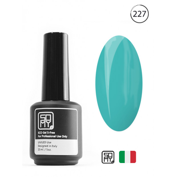 Гель лак UV гель лак цвет: 227