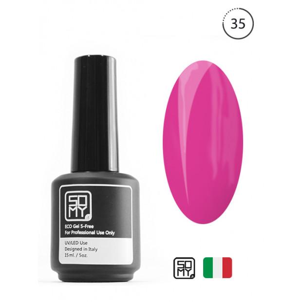 Гель лак UV гель лак цвет: 35