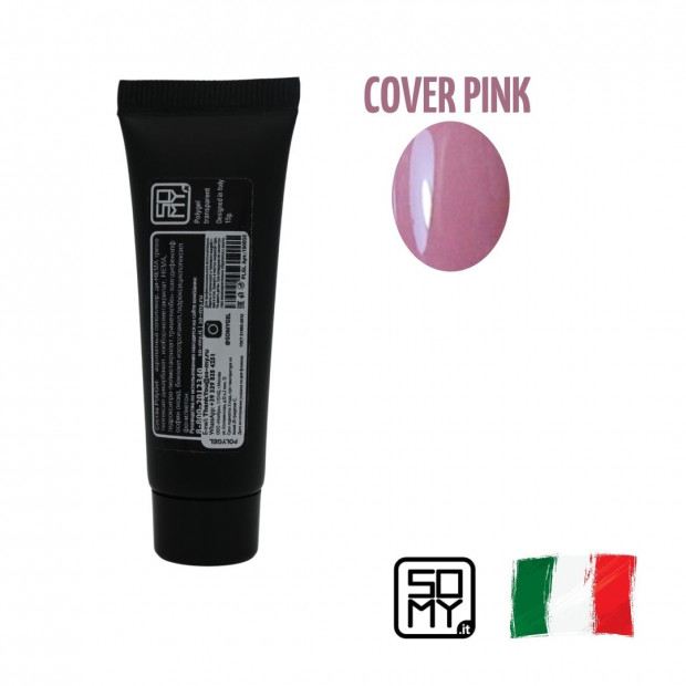 Полигель (15г) Cover Pink